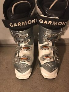 Garmont Backcountry Touring Boots Sz25 (pin system)