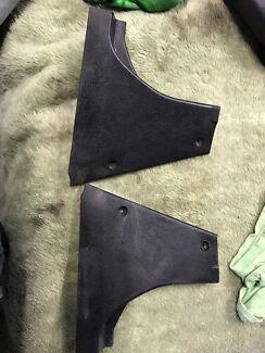 Genuine BLACK ford coupe kick panel rear fit xa xb Xc