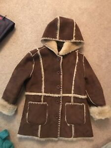 Fall/winter coat size size 6/6x for girls