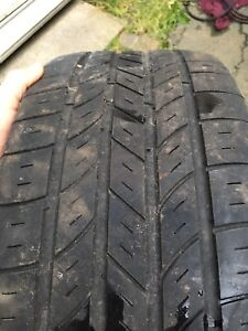 1 P205/55r/16 89h Michelin tire
