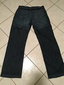 Men's designer Jeans - multiple pairs including motorcycle jeans