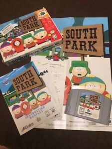 N64 South Park Complete