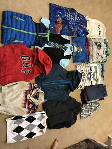 5 year boy 30 pieces set