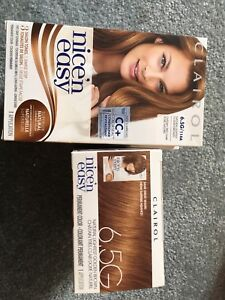 3 bxs of Golden Brown Permanent Hair Color $5 for all