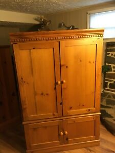TV Hutch or armoire