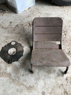 Ford GPW seat
