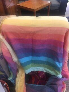 Girasol woven baby wrap