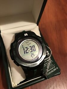 Casio ABC Solar Watch Protrek for the outdoors