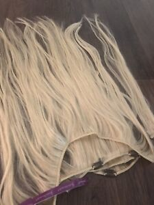 22 inch blonde hair extensions