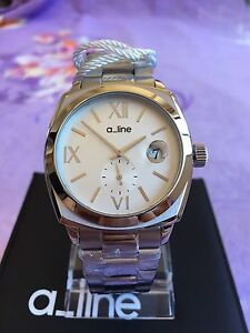 Brand New a_line Stainless Steel Watch by Swiss Watch Intl Maroubra Eastern Suburbs Preview