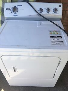 Kenmore dryer with dry sensor