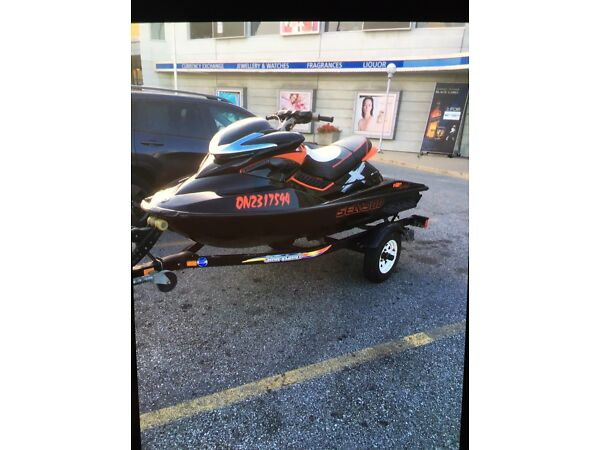 Used 2010 Sea Doo/BRP 2010 rxp x 255