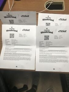 Wonderland e tickets