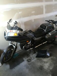 Honda Silverwing GL 650 - Interstate Edition