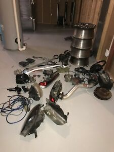 Silver Honda Prelude Part Out *Lots of parts*