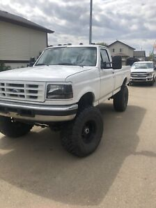 1994 F250 XLT 7.3L Turbo Diesel 5 Speed Manual