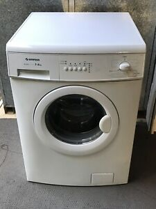 Simpson ezi loader 7.0kg front loader washing machine Quick Wash