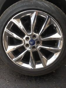 """19"""" chrome wheels for Ford Escape"""