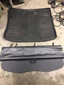 Cache bagage Ford edge