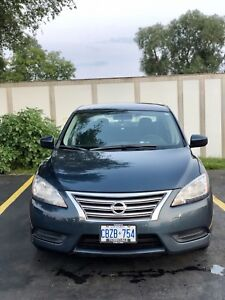 Nissan sentra 2014 Accident Free!!
