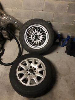 BMW E39 spare wheels w/tyre 523 525 528 530 535 540 Macquarie Park Ryde Area Preview