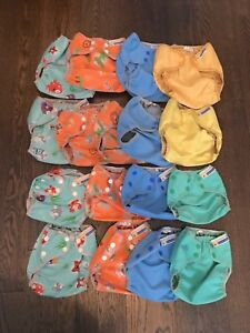 Mother-ease diaper covers & 2 new Kushies covers