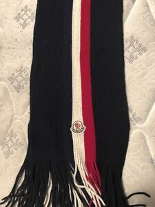 AUTHENTIC MONCLER SCARF