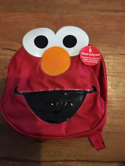 Elmo games bag