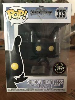 Disney's Kingdom hearts - shadow heartless  chase pop funko
