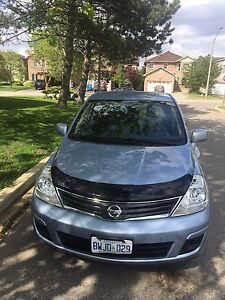 2012 Nissan Versa Hatchback 1.8SL still under warranty  $7500