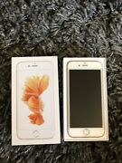 iPhone 6S 64GB Near New!!! Rose Gold Unlocked!  Rochedale South Brisbane South East Preview