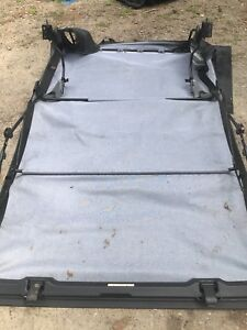Jeep soft top and side steps