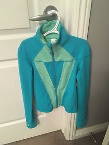 Ivivva Size 8 Zip Up Jacket