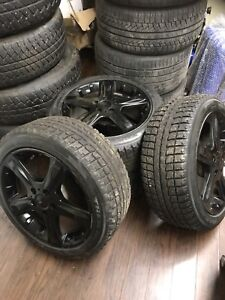 mercedes-Benz RIMS AND WINTER TIRES ..17 INCH RIMS ..225/45/17