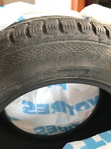 Gislaved Nordfrost Winter Tires 205/65r15