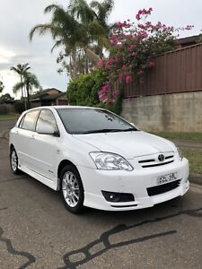 2005 Toyota corolla sportivo