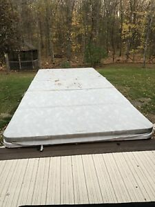 17' hydro pool cover