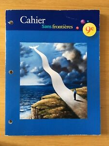 Sans Frontières - Cahier/Workbook