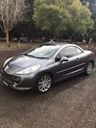 Peugeot 207cc GT 1.6 turbo manual Evatt Belconnen Area Preview