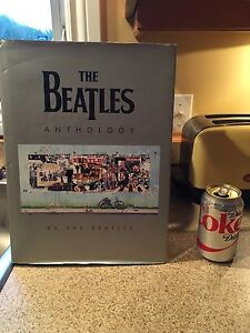 Beatles anthology coffee table book