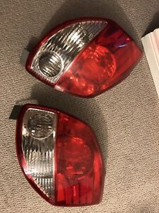 Toyota Matrix 03-08 Taillights Right and Left