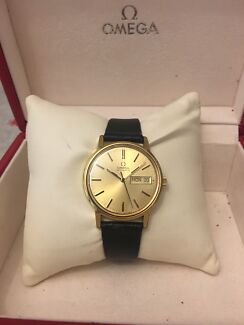 Vintage Omega Automatic 38mm Watch (Serviced)
