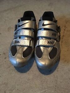 Men's Nike clipless Road bike shoes