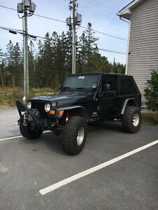 Jeep Unlimited 2004