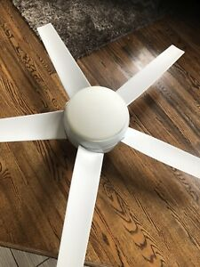 Used Ceiling Fan Great Deal for a Handy Man!!!