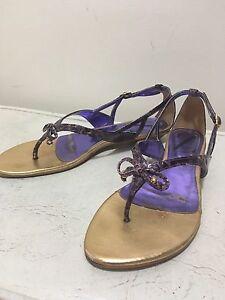 Sergio Zelsel sandals, size 8.5