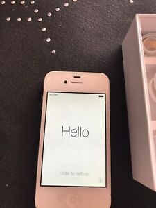 iPhone 4S Cell Phone - unlocked