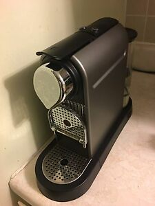 Nespresso Citiz 19 bar coffee maker