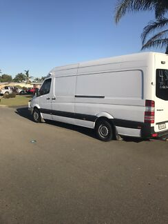 Mercedes sprinter LWB  North Haven Port Adelaide Area Preview