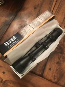 Bushnell Banner Dusk & Dawn 3-9x40 rifle scope